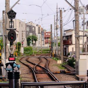 路面電車 世田谷線 ですにゃ