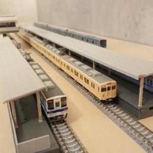 東武野田線岩槻駅を模型で再現!ただ課題はいろいろと・・・