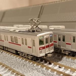 東武10000系2R車に動き、気になる2点・・・