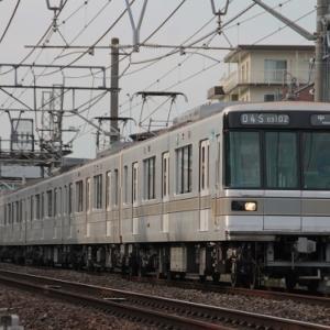 東京メトロ03系幕車が廃車へ・・・、ついに残りは1編成