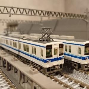併結してみた!鉄コレ東武800系・850系