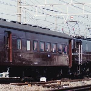 やはり運休・・・JR東日本リニューアル旧形客車