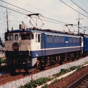 EF65牽引「あけぼの」!