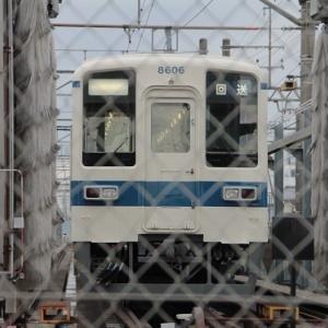 東武8506Fが栃木へ転属?!350系と入れ替え・・・