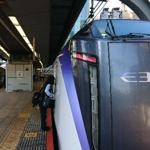 東京駅での中央線209系1000番台とE353系の並び!