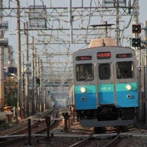 東急8614F伊豆急色(伊豆のなつ号)が廃車回送・・・