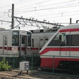 東武200系りょうもう201Fが廃車回送、しかも自力で・・・