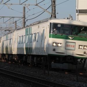 さっそく185系に乗車出来るツアー企画発表!E653系の東北本線ツアーも・・・