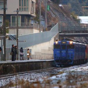 【国鉄色】 JR九州 長崎本線・旧線 キハ66・67形 SSL色&国鉄色 道ノ尾駅