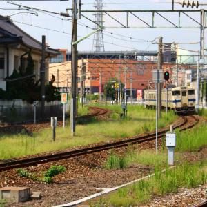 JR九州 日豊本線 キハ147形 西小倉駅
