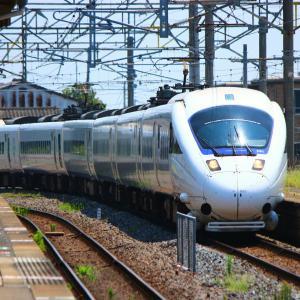 JR九州 長崎本線 885系・787系・783系 肥前山口駅