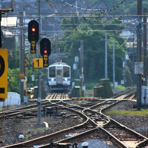 JR九州 長崎本線 415系 喜々津駅