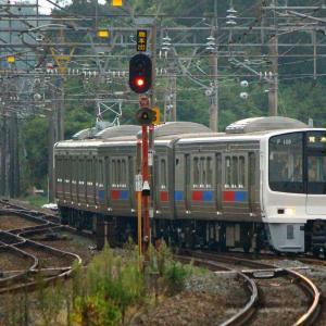 JR九州 鹿児島本線 811系 817系 原田駅