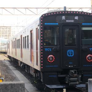 【YC1系】 JR九州 長崎本線 YC1系 「鉄道の日大感謝祭2019」 長崎駅