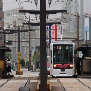 長崎電気軌道 本線 5000形 5003号 浦上駅前電停