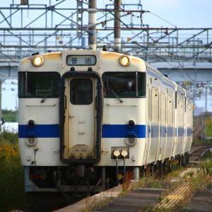 【バルーンフェスタ臨】 JR九州 長崎本線 キハ140&40形 久保田駅