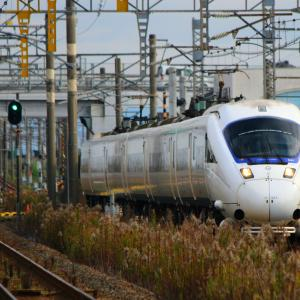JR九州 長崎本線 885系 特急白いかもめ 久保田駅