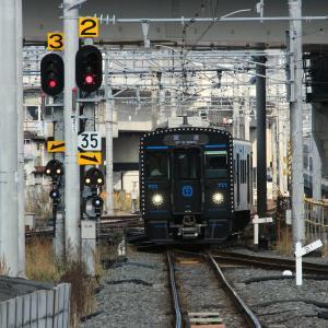 【YC1系】 JR九州 長崎本線 YC1系 回送列車 長崎駅