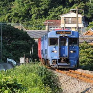 JR九州 長崎本線・旧線 キハ220形 本川内~長与