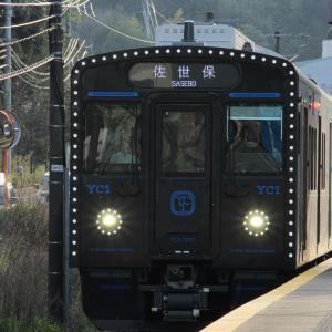 【特集・鉄道と桜】 JR九州 長崎本線・旧線 高田駅