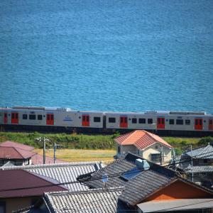 【特集・鉄道と新緑】 JR九州 長崎本線・旧線 YC1系 東園駅