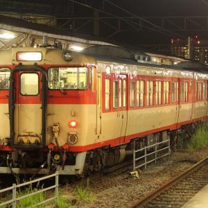 【国鉄色】 JR九州 長崎本線 キハ66・67形 国鉄色 長崎駅