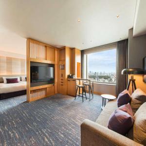 日本のホテルは高い!!でも素晴らしい~~~~