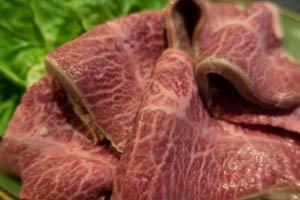 通販で買った「牛肉」を焼き肉で食べたら美味しかった~~