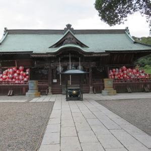 高崎のだるま寺(水戸黄門ゆかりの寺)