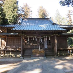 笠間の稲田神社