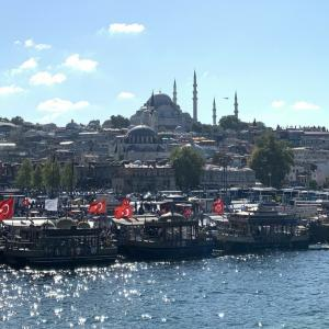 トルコ イスタンブールで(>_<)