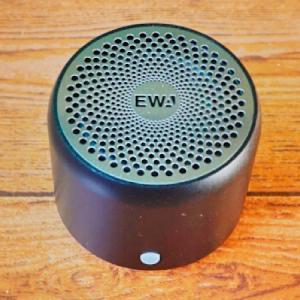 【レビュー】EWA A106が旅行に最適。超コンパクトかつ防水設計なワイヤレスピーカー。