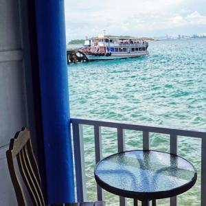 ラン島の海が見えるおすすめホテル。ラレーナ リゾート コラン パタヤ滞在記。