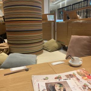 【有楽町】豆ちゃでMBA奥さんとランチ•奇妙な日本語辞書