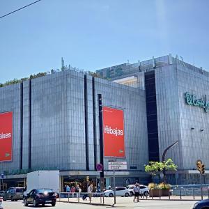 スペイン定番スーパー「メルカドーナ」とバルセロナ人気デパート「エル•コルテ•イングレス」にお買い物