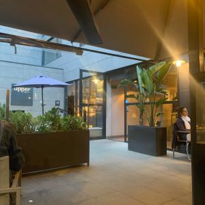 ゴンゴンの誕生日当日 at 「Upper Lounge Bar」