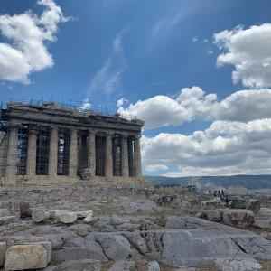 【旅行記:ギリシャ・アテネ3】念願のパルテノン神殿
