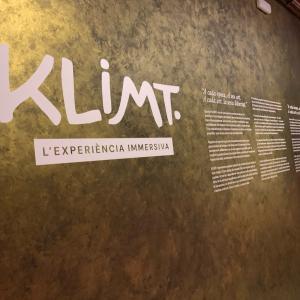 クリムト展 in IDEAL美術館
