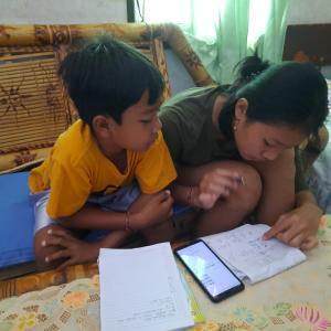 オンライン授業は学力低下に繋がるのか?@インドネシア