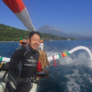今週は、潜ります!@バリ島ダイビング アメッド
