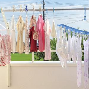 バリ島でのタブー:洗濯物編@アメッド