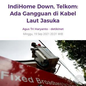 インドネシアでWIFI障害@バリ島アメッド