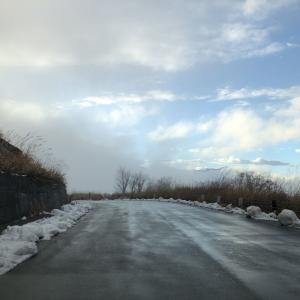 今年最後の国道252号線 新潟県魚沼ー福島県只見