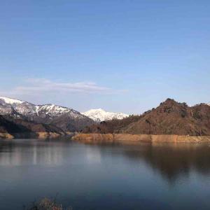 国道252号線 新潟県魚沼h氏ー福島県只見町 六十里越冬季閉鎖解除