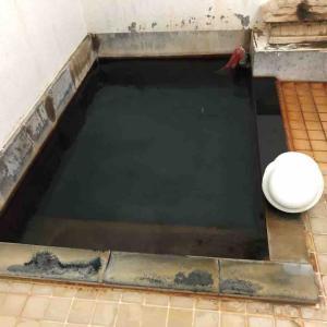 羽根沢温泉共同浴場@山形県鮭川村