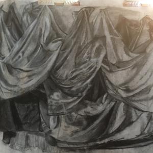 授業で描いた物