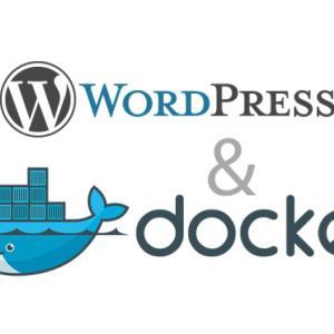 DockerにWordPressをインストール
