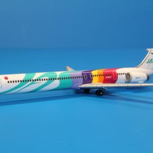 デアゴスティーニ JAL MD-90 JA8064 1/400スケール JAL旅客機Collection 第8巻