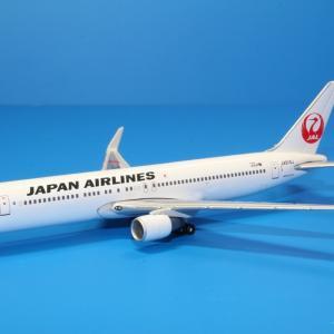デアゴスティーニ JAL B767-300ER JA616J 1/400スケール JAL旅客機Collection 第10巻
