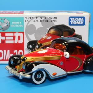 トミカ ディズニーモータース ドリームスターⅢ ミッキーマウス DM-10